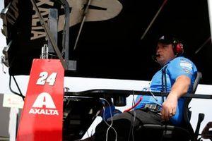 Rudy Fugle, Hendrick Motorsports, Chevrolet Camaro Axalta