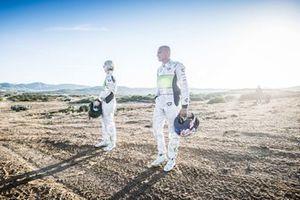 Emma Gilmour, Veloce Racing, y Stephane Sarrazin, Veloce Racing
