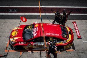 Gaetano di Mauro, Shell, Stock Car