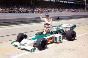 Johnny Rutherford, McLaren-Offenhauser
