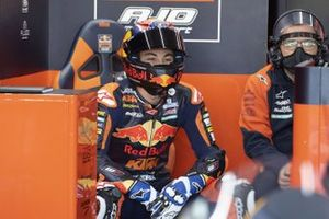 Raul Fernandez, Red Bull KTM Ajoç