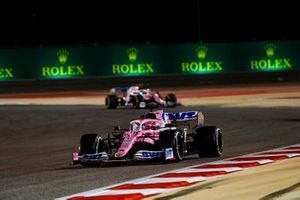 Sergio Perez, Racing Point RP20, Lance Stroll, Racing Point RP20