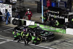 Jeffrey Earnhardt, JD Motorsports, Chevrolet ForeverLawn