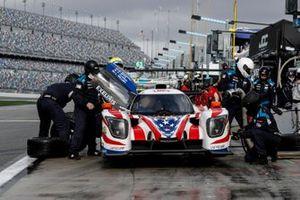 #33 Sean Creech Motorsport Ligier JS P320, LMP3: Lance Willsey, Joao Barbosa, Wayne Boyd, Yann Clairay