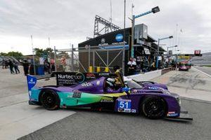 #51 RWR-Eurasia Ligier LMP2, LMP2: Salih Yoluc, Cody Ware, Austin Dillon, Mathieu Jaminet