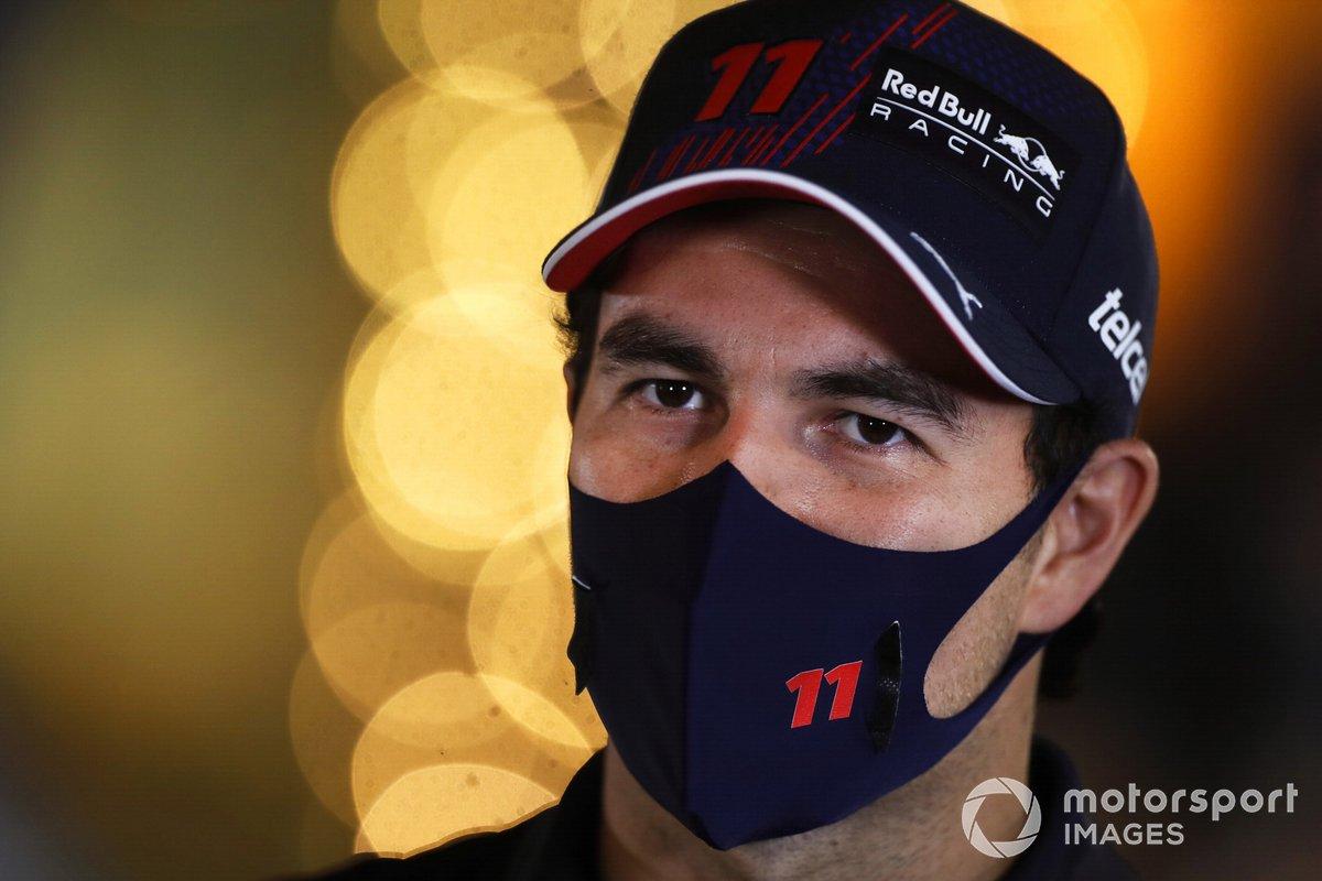 Sachir: Sergio Perez (Red Bull)