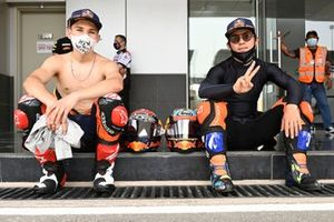 Deniz Öncü, Red Bull KTM Tech 3, Ayumu Sasaki, Red Bull KTM Tech 3