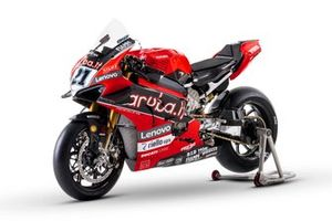 La moto di Michael Ruben Rinaldi, Aruba.It Racing - Ducati