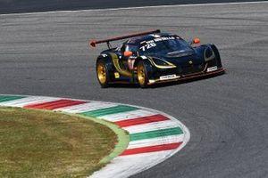 #726 Lotus PB Racing: Stefano D'Aste, Vito Utzieri, Daniel Grimaldi, Massimo Abbati, Lotus Exige V6 Cup