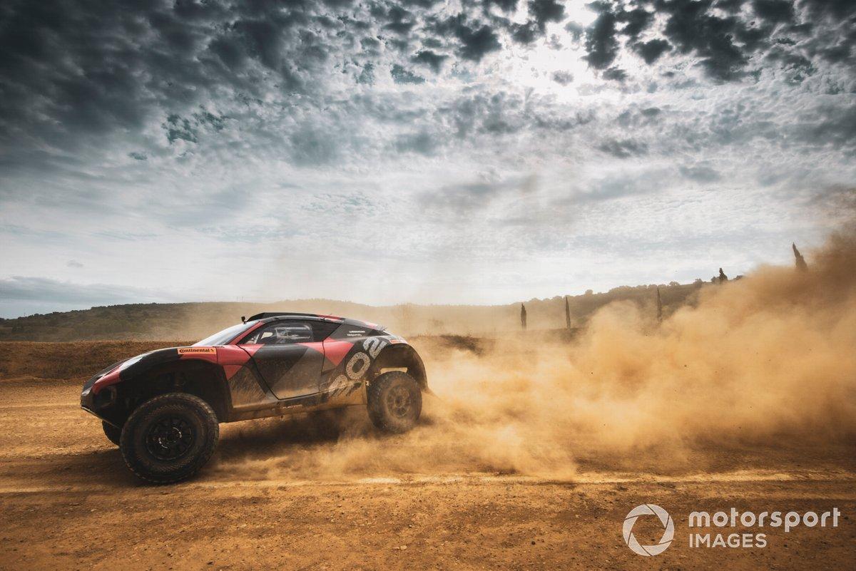Motorsport Images i Extreme E