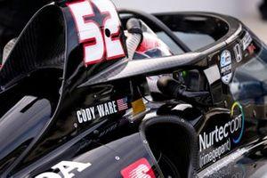 Cody Ware, Dale Coyne Racing with Rick Ware Racing Honda