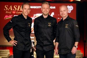 Anders Fjordbach, Jan Magnussen, Kevin Magnussen, High Class Racing
