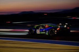 #163 Emil Frey Racing Lamborghini Huracan GT3 Evo: Giacomo Altoè, Mikkel Mac, Albert Costa