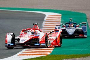 Alex Lynn, Mahindra Racing, M7Electro Robin Frijns, Envision Virgin Racing, Audi e-tron FE07