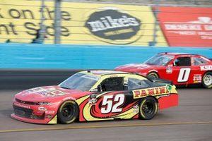 Gray Gaulding, Means Motorsports, Chevrolet Camaro Panini America, Jeffrey Earnhardt, JD Motorsports, Chevrolet TeamJDMotorsports.com