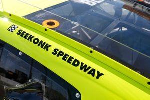 Schriftzug: Seekonk Speedway