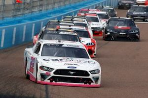 Austin Cindric, Team Penske, Ford Mustang CarShop