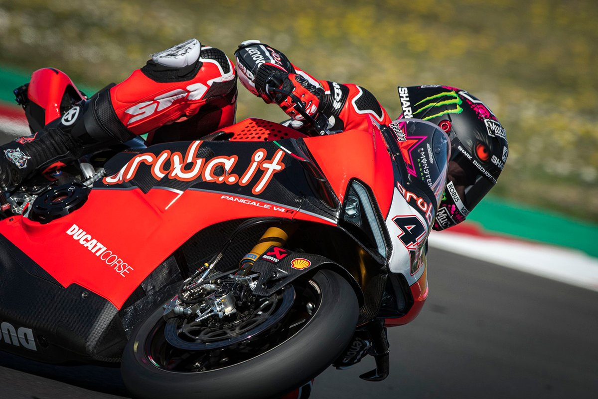 Scott Redding, Aruba.it Racing-Ducati Team