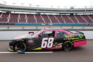 Brandon Brown, Brandonbilt Motorsports, Chevrolet Camaro Larry's Hard Lemonade