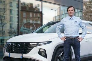 Jean-Karl Vernay, Hyundai Motorsport