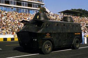 Militär-Fahrzeug