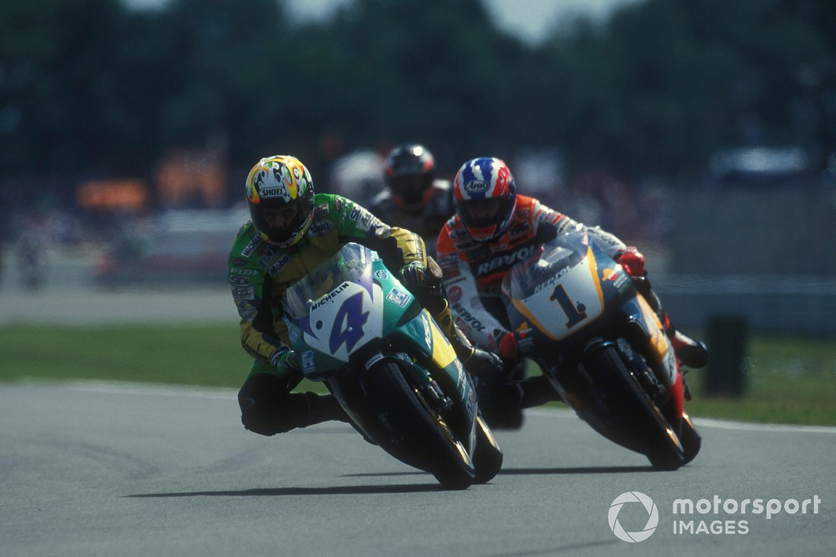 1997: Alex Barros (Honda NSR500V)