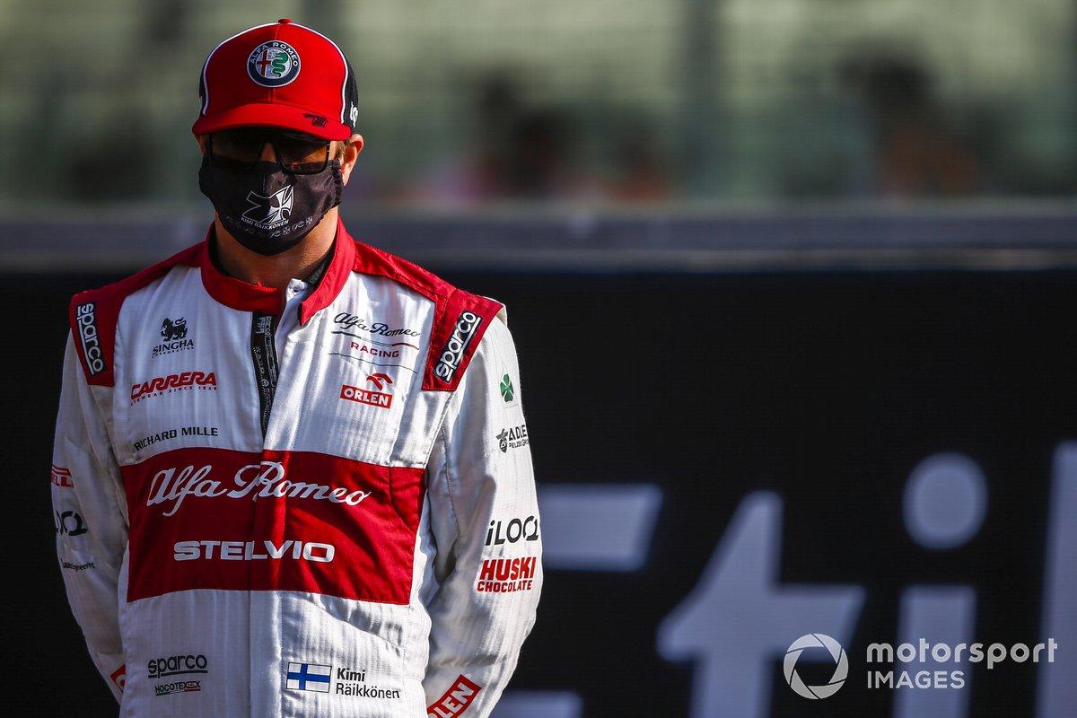 Kimi Raikkonen, Alfa Romeo, Fórmula 1
