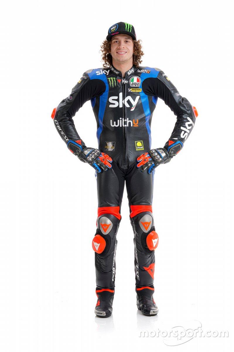 Marco Bezzecchi , Sky VR46 Team
