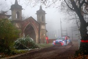 Ole Christian Veiby, Jonas Andersson, Hyundai Motorsport Hyundai i20 Coupe WRC
