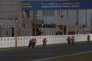 Jaume Masia, Red Bull KTM Ajo chequered flag