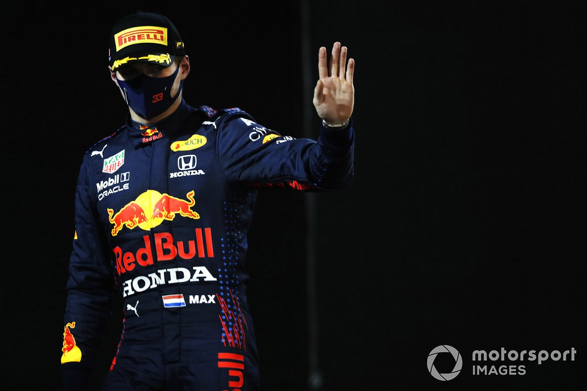 Max Verstappen, Red Bull Racing, 2°posto