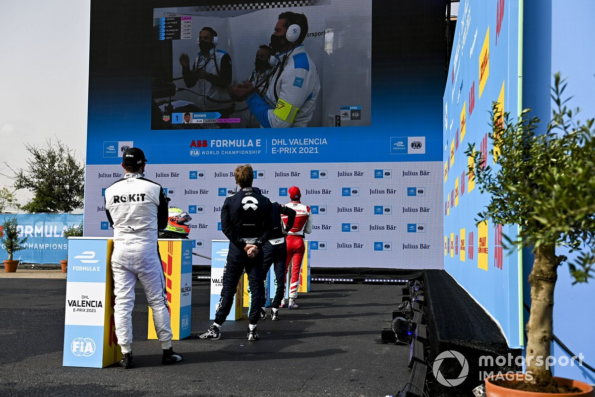 Alex Lynn, Mahindra Racing, Tom Blomqvist, NIO 333, Oliver Turvey, NIO 333, Norman Nato, Venturi Racing