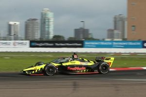 Ed Jones, Dale Coyne Racing with Vasser Sullivan Honda