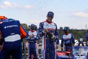 1. Alex Palou, Chip Ganassi Racing, 3. Scott Dixon, Chip Ganassi Racing