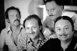 Jean Graton, Albert Uderzo, René Goscinny
