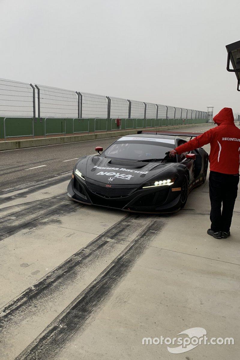 Test Nova Race a Cervesina