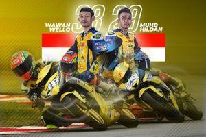 Wawan Wello dan M. Hildan, SND Factory Racing