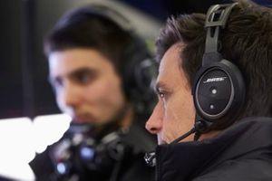 Тото Вольф, руководитель команды Mercedes AMG