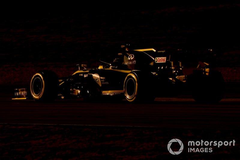 Нико Хюлькенберг, Renault Sport F1 Team R.S.19