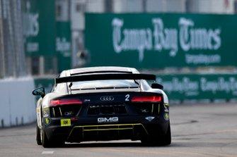 Jason Bell, GMG Racing Audi R8 LMS GT4