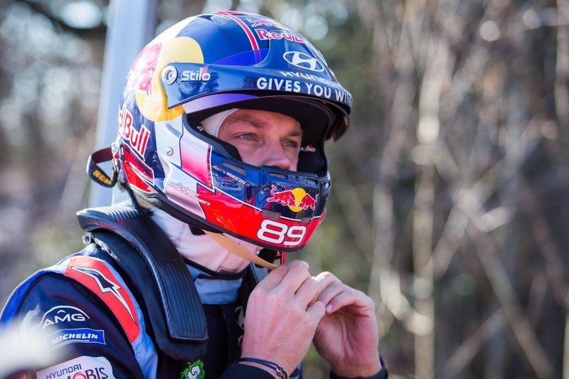 Андреас Міккельсен, Hyundai Motorsport