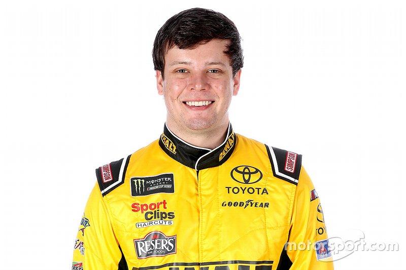 Erik Jones: 2007 Punkte