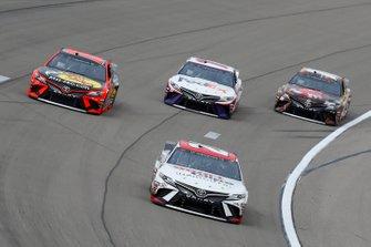 Joe Gibbs Racing: Erik Jones, Martin Truex Jr., Denny Hamlin, Kyle Busch