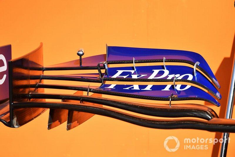 McLaren MCL34 ön kanat