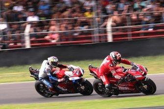 Danilo Petrucci, Ducati Team, Francesco Bagnaia, Pramac Racing