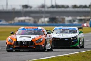 #65 Murillo Racing Mercedes-AMG, GS: Tim Probert, Brent Mosing, Justin Piscitell