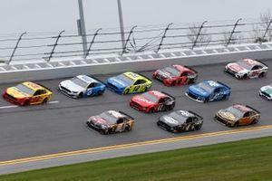 Joey Logano, Team Penske, Ford Mustang Shell Pennzoil #18