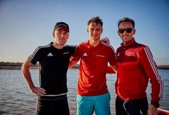 Jamie Green, Nico Müller, René Rast