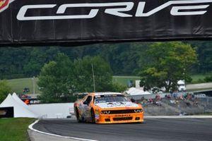 #49 TA2 Dodge Challenger driven by Ethan Wilson of Stevens Miller Racing