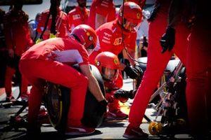 Ferrari takım elemanı